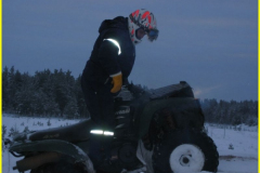 ATV - Lumes Männiku radadel